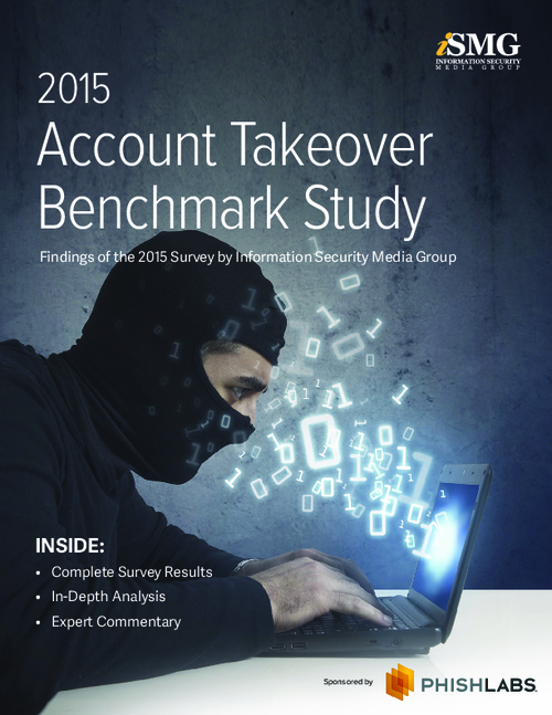 2015 Account Takeover Benchmark Study