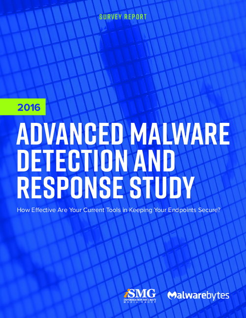 2016 Advanced Malware Detection and Response Study: Results & Analysis