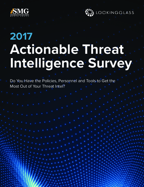 2017 Actionable Threat Intelligence Survey Results