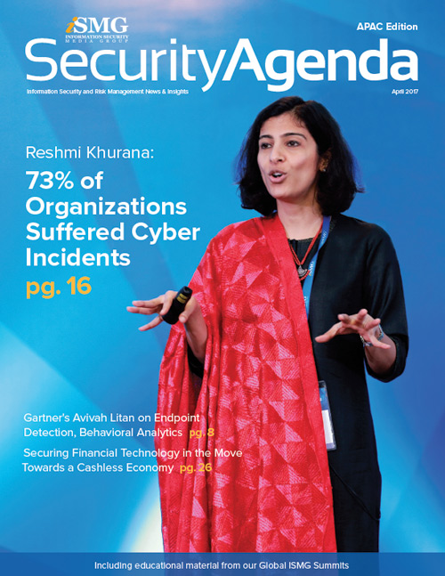 APAC Security Agenda - April 2017