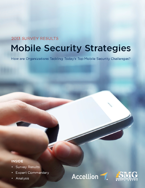 Beyond BYOD: 2013 Mobile Security Strategies