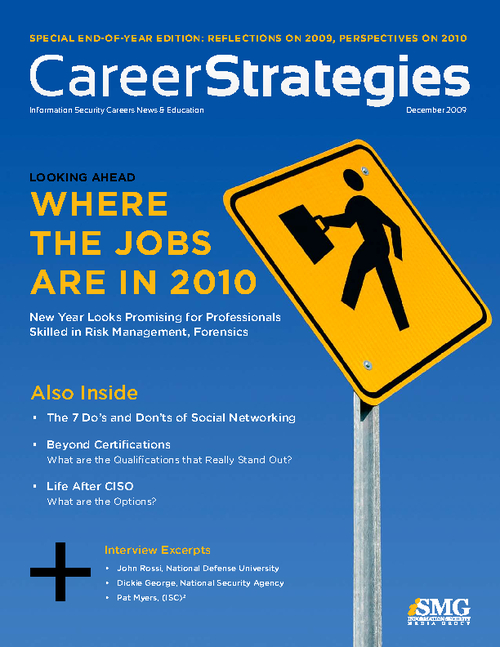 Career Strategies: Where the Jobs Are in 2010