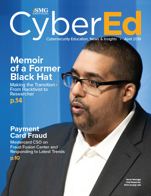 CyberEd Magazine: Fraud & Hacktivism