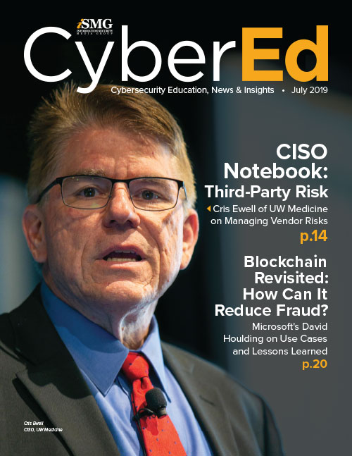 CyberEd Magazine: Third-Party Risk