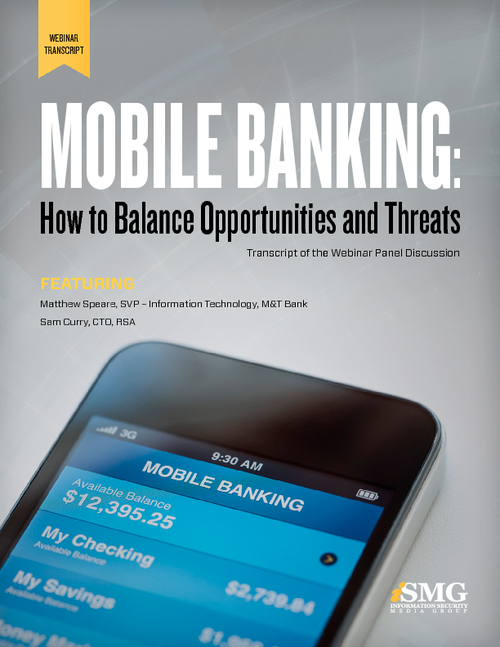 Mobile Banking: How to Balance Opportunities and Threats