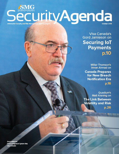 Security Agenda - Securing IoT Payments