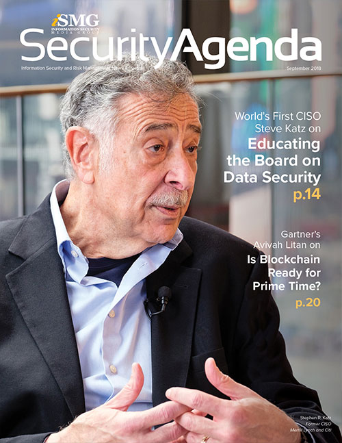 Security Agenda - Educating the Board on Data Security