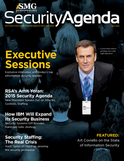 Security Agenda: Executive sessions - Exclusive interviews with today's top information security leaders