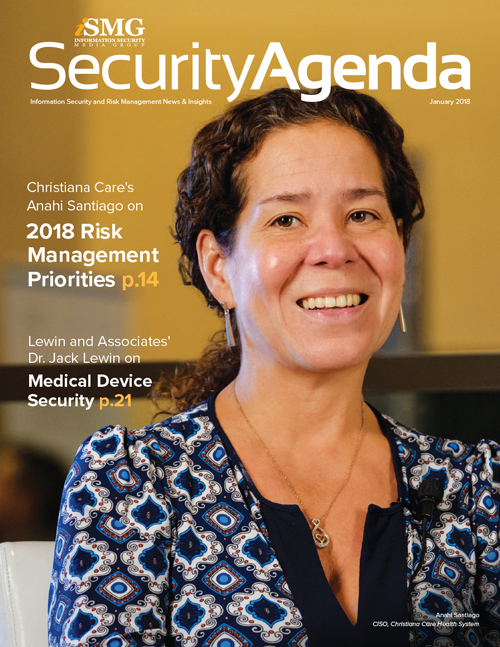 Security Agenda - Risk Management and Mitigation in Healthcare and Beyond