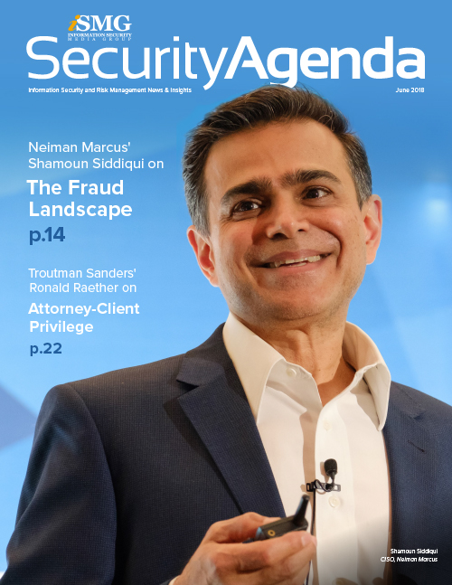 Security Agenda - The New Fraud Landscape