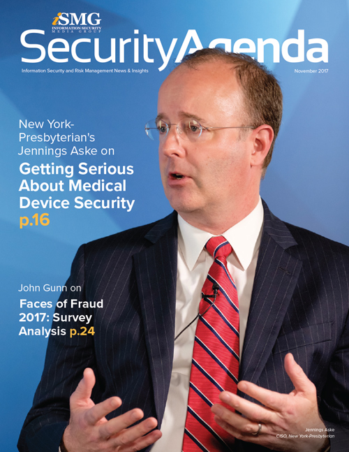 Security Agenda - November 2017