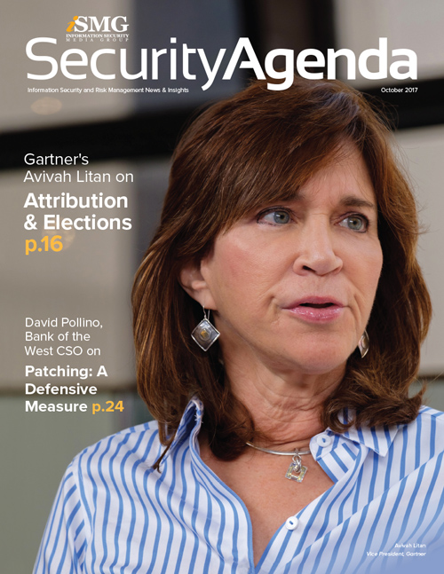 Security Agenda - October 2017
