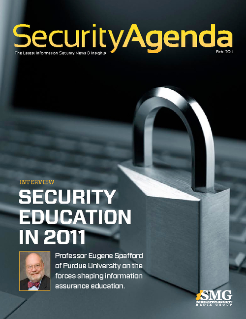 Security Education in 2011