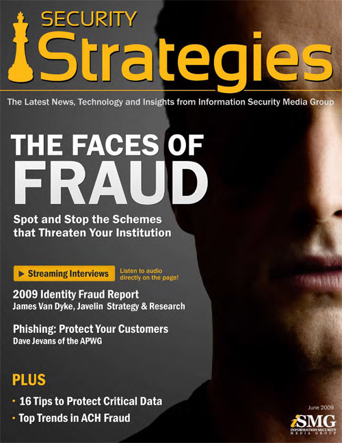Security Strategies: The Faces of Fraud