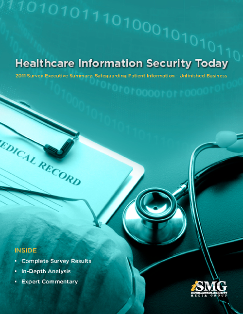 The State of Healthcare Information Security Today
