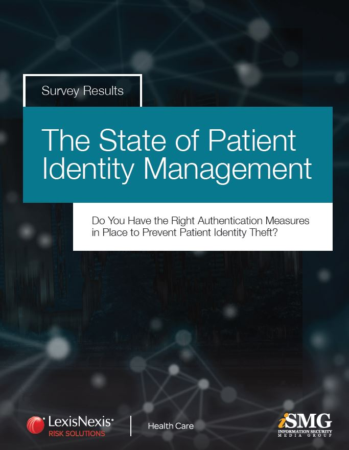 The State of Patient Identity Management: 2019 Survey Results Report
